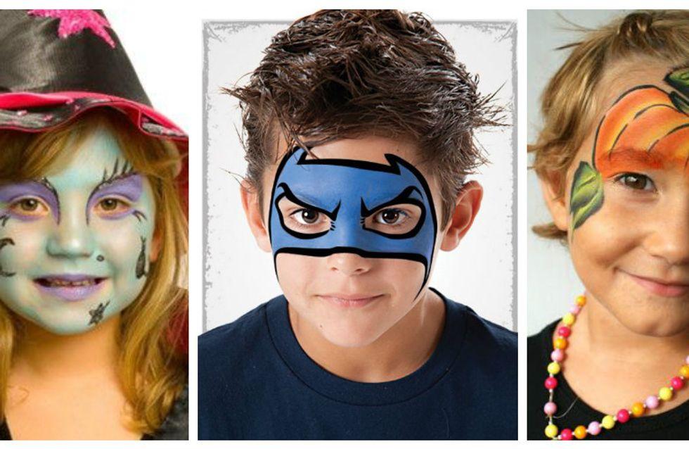 Trucco di Halloween per bambini: idee facili e da urlo!