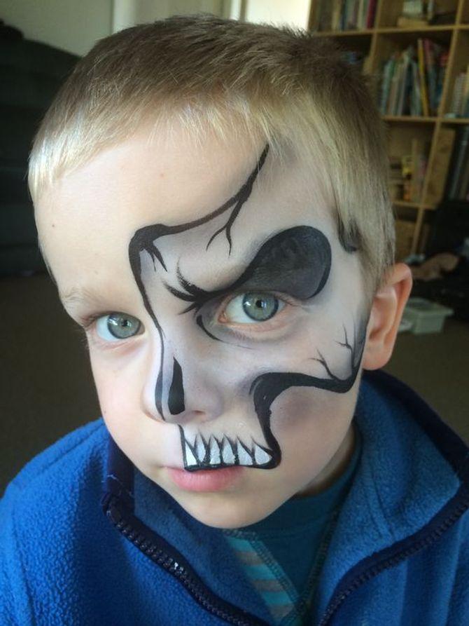 Trucco Halloween Vampiro Uomo.Trucco Di Halloween Per Bambini Idee Facili E Da Urlo