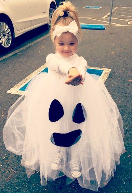 Costume Halloween fai da te  per ragazza e22a4852d3dd