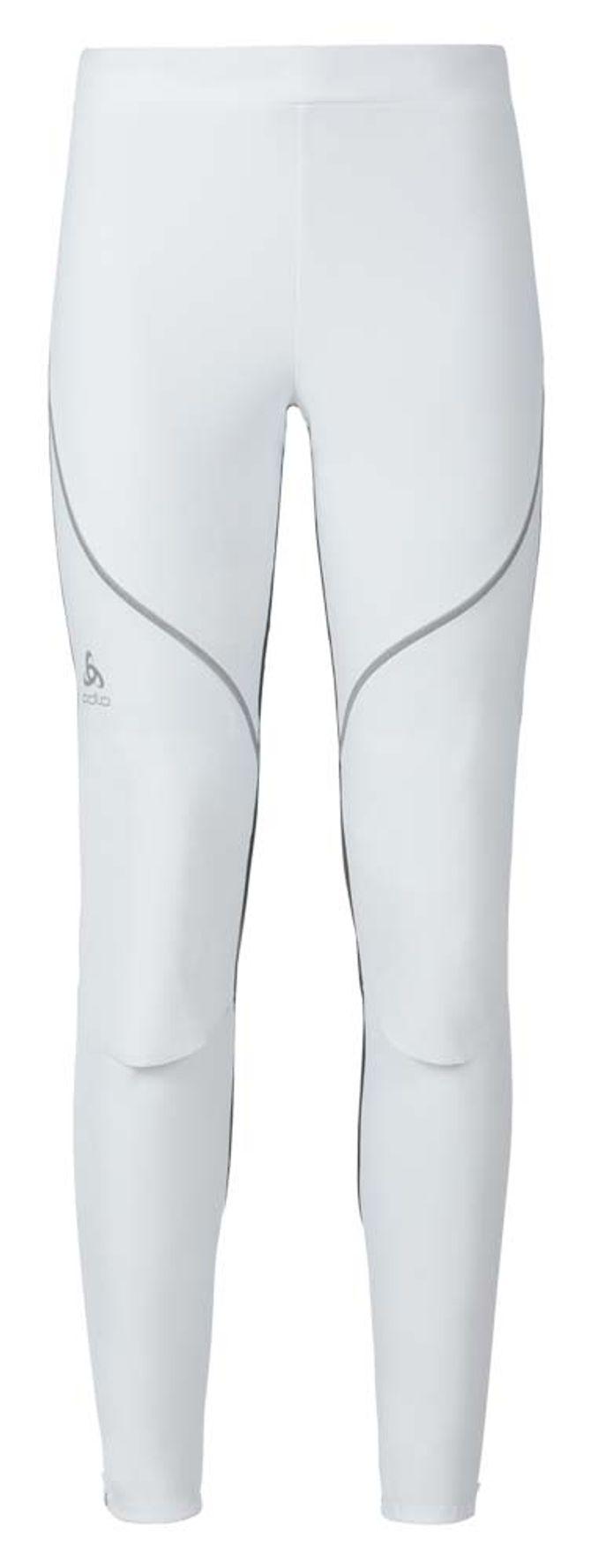 I pantalon, mi legging, modèle Muscle Light, technique et conçu pour épouser les muscles des jambes, Odlo