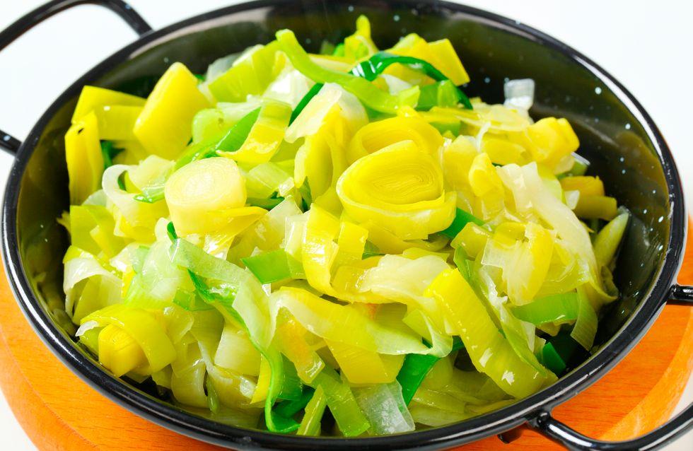 7 astuces pour sublimer une simple fondue de poireaux