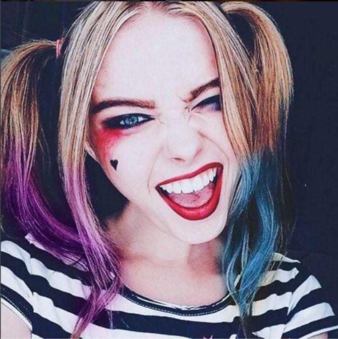 Harley Quinn de Suicid Squad