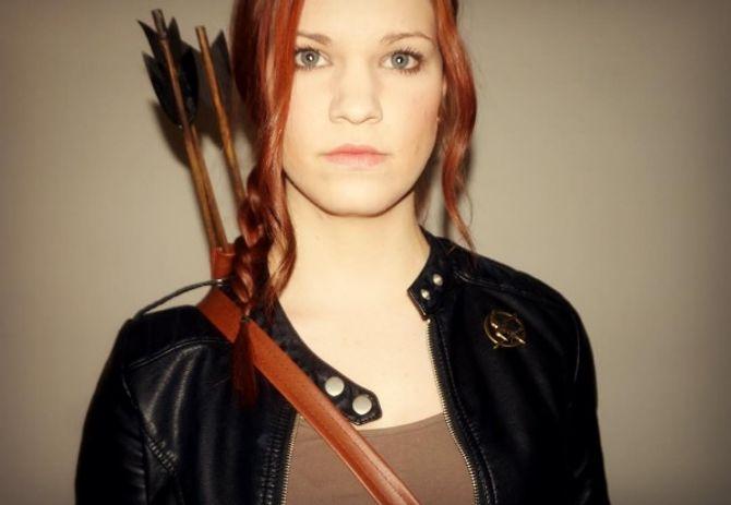Katniss Everdeen de Hunger Games