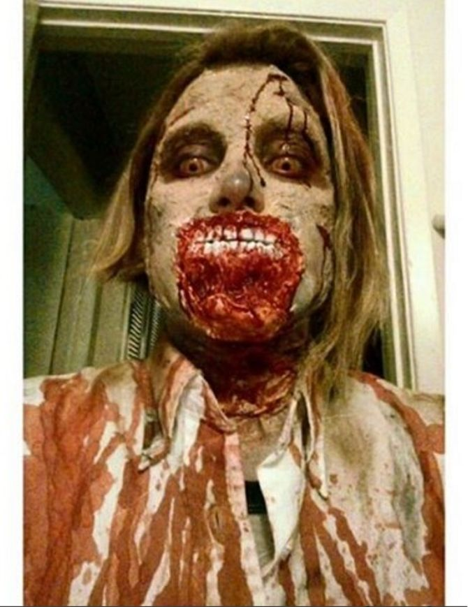 Les zombies remis au goût du jour par Walking Dead