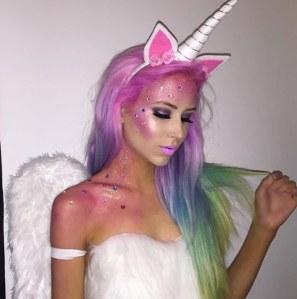 La licorne : le déguisement le plus épinglé sur Pinterest