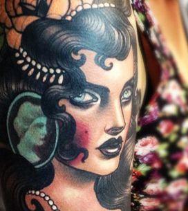 Genios del tatuaje: Los tatuadores más extraordinarios del momento y sus tatuaje