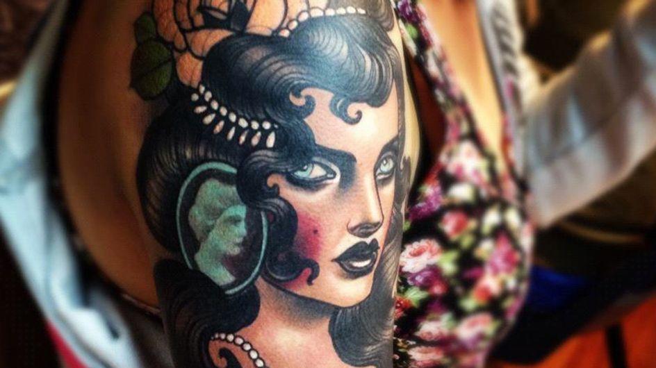 Genios del tatuaje: Los tatuadores más extraordinarios del momento y sus tatuajes