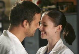 Karev et Lexie