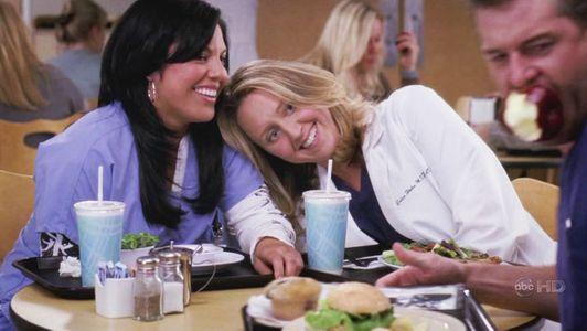 Callie et Erica
