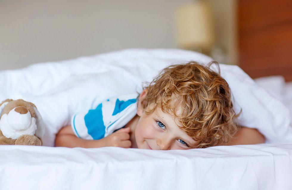 Enuresis nocturna, ¿cómo ayudarles a superarla?