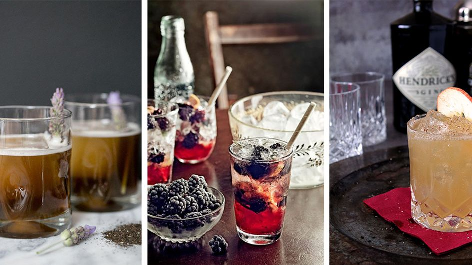 """13 Christmas Gin Cocktails to Put The """"Merry"""" in """"Merry Christmas"""""""