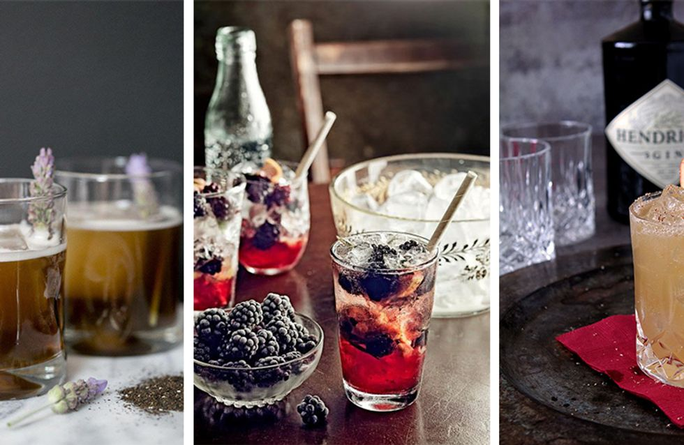 "13 Christmas Gin Cocktails to Put The ""Merry"" in ""Merry Christmas"""