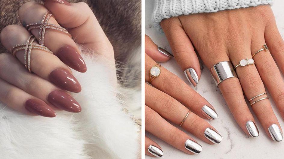 Vorsicht, frisch lackiert! Diese Farben tragen wir im Winter 2016 auf den Nägeln