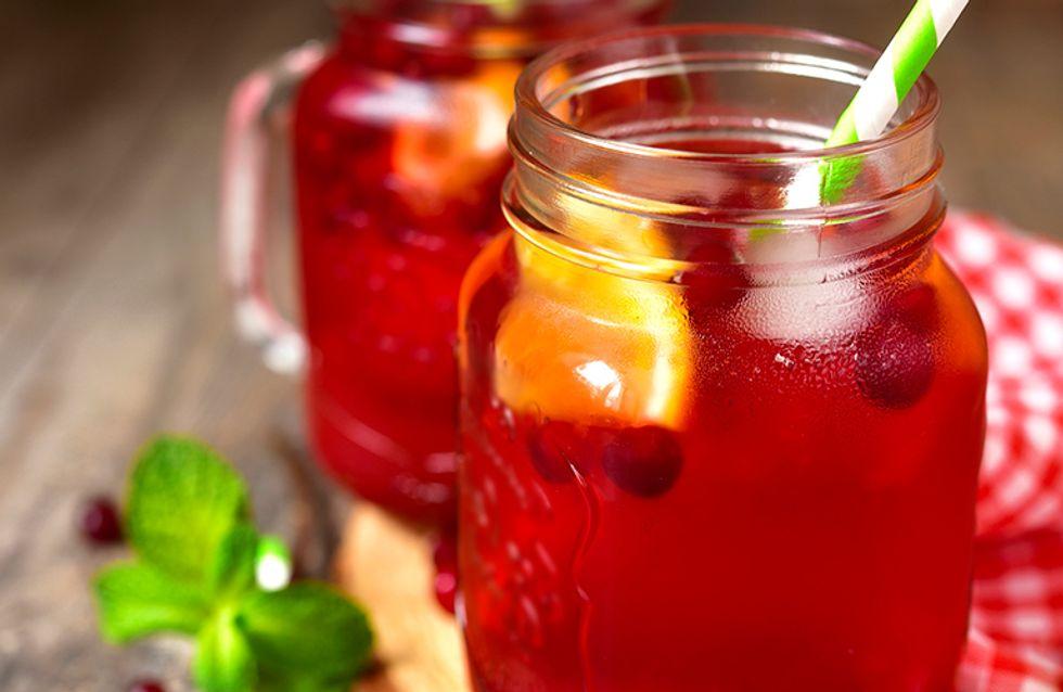 8 razões para tomar suco de cranberry