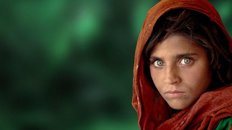 ¿La recuerdas? La icónica niña de 'National Geographic' ha sido arrestada en Pakistán