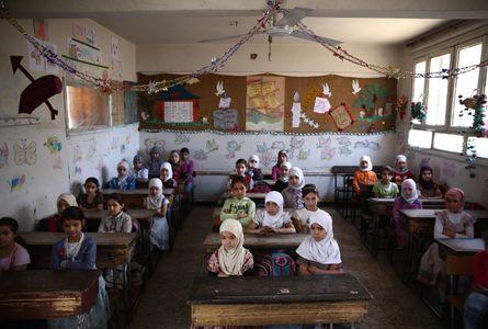 22 enfants sont morts dans une école en Syrie, à la suite d'un raid aérien