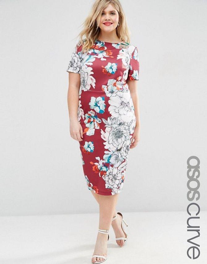 b0a398cbefc Robe à fleur   Comment porter une robe imprimée fleur