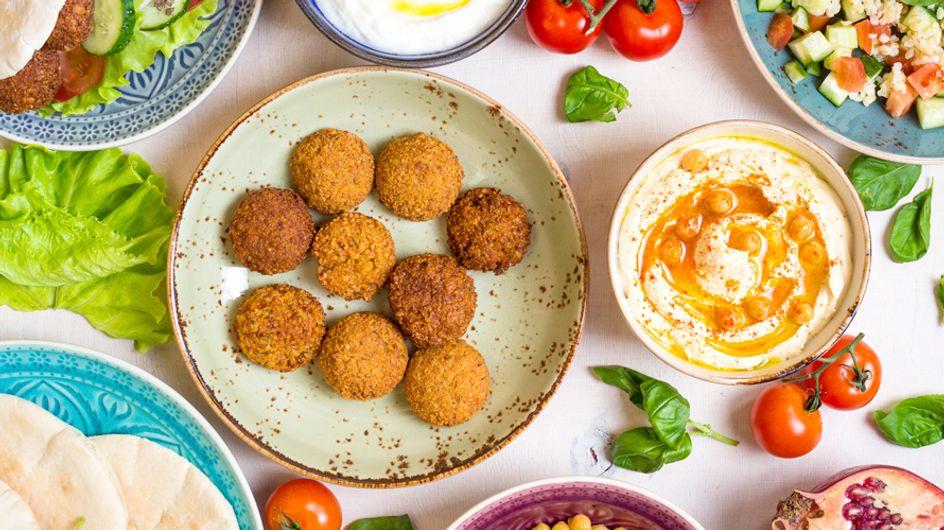 Recetas con hummus que cambiarán tu forma de cocinar (y te harán más saludable)