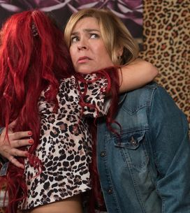 Hollyoaks 09/11 - Myra's Cousin Goldie Needs A Place To Stay...