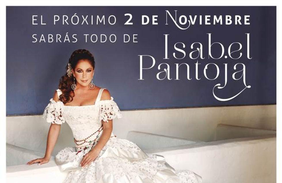 Isabel Pantoja sale de su cueva (con photoshop) y saca nuevo disco