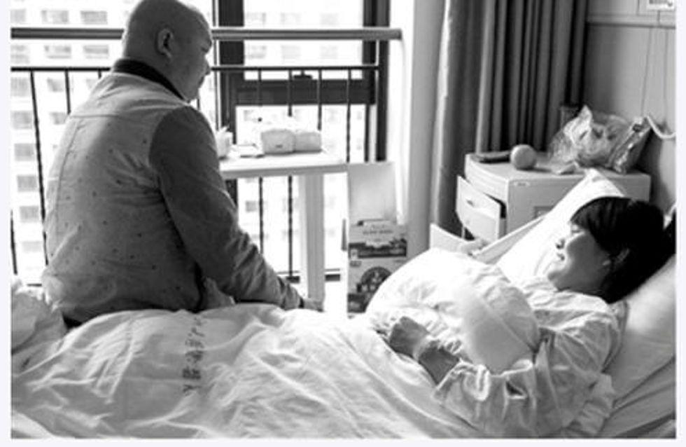 Cette future mère a choisi d'avorter pour sauver son frère mais sa décision ne fait pas l'unanimité