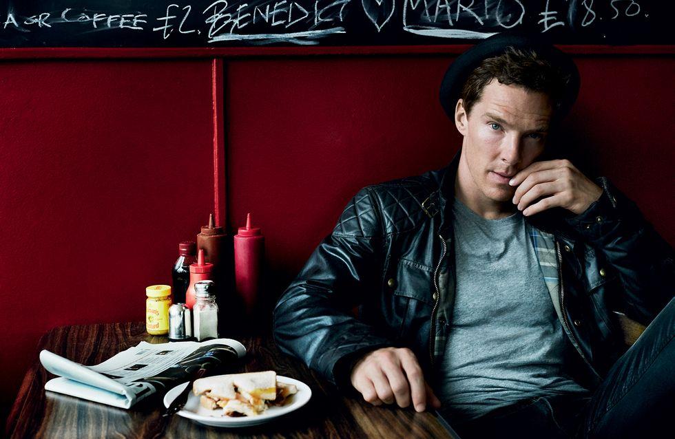 Feueralarm beim Interview: Benedict Cumberbatch war wohl zu heiß für Berlin