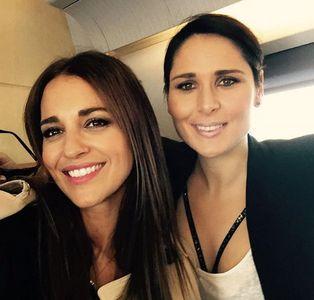 Paula Echevarría y Rosa