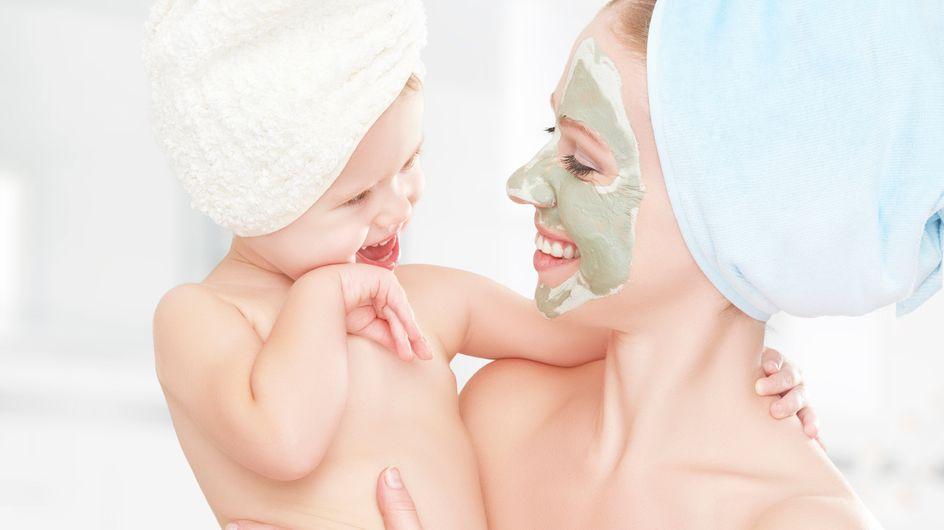 ¿Acabas de ser mamá? Productos de belleza imprescindibles en tu neceser post parto