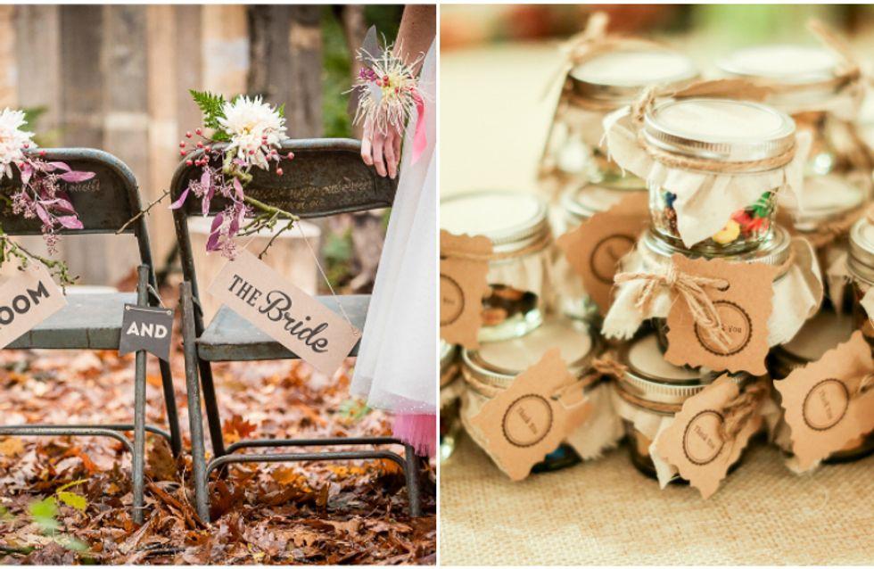 Lindo e personalizado: decoração DIY para o seu casamento