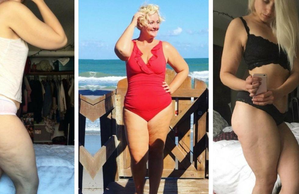 #CelluliteSaturday : le hashtag qui valorise le corps des femmes sur Instagram
