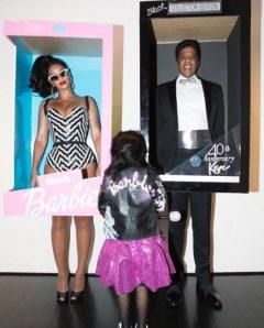 Beyoncé et Jay-Z en Barbie et Ken