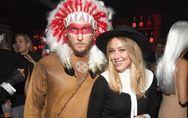 Halloween 2016 : les déguisements de Hilary Duff et son compagnon créent la polé
