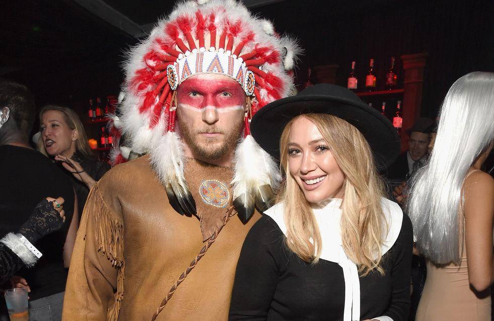 Halloween 2016 : les déguisements de Hilary Duff et son compagnon créent la polémique