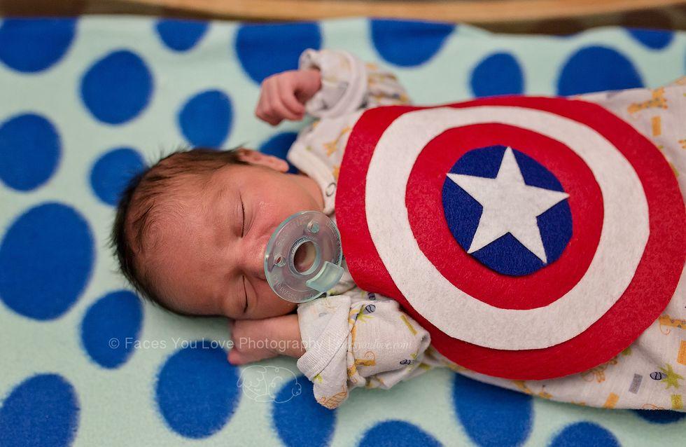 Kleine Superhelden: Ein Krankenhaus macht Frühchen zu den Helden, die sie für ihre Eltern sind