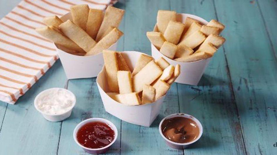 ¡We ♥ Cookie Fries! Descubre la tendencia en cocina más dulce