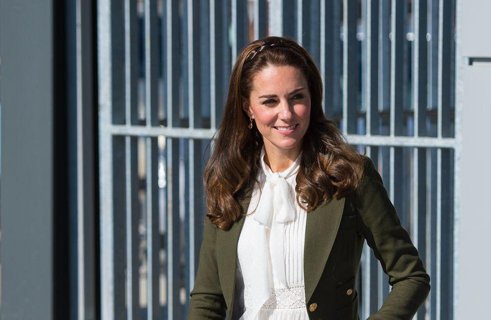 On adopte un look d'automne façon Kate Middleton (Photos)