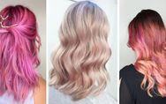 Wow! Diese Bloggerinnen machen Lust auf pinke Haare