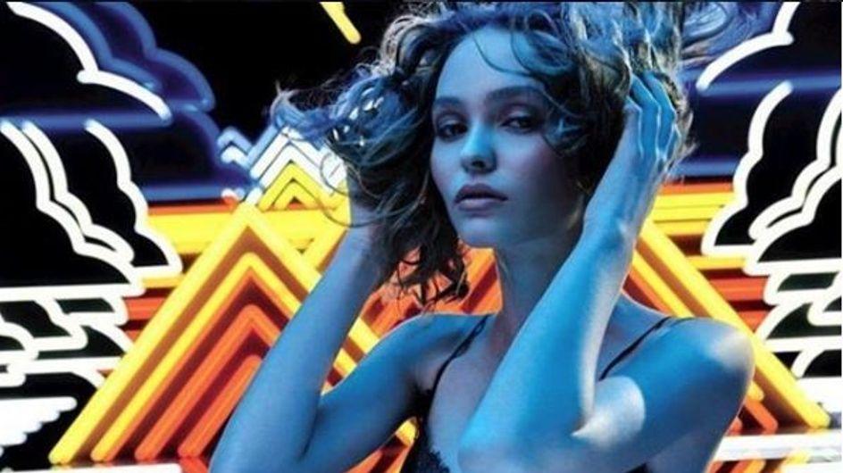 Lily-Rose Depp naturelle et envoûtante dans le nouveau film de Chanel