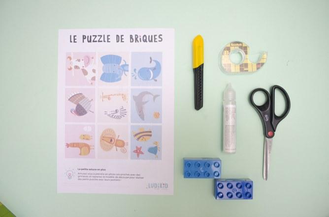 Le premier puzzle de votre enfant