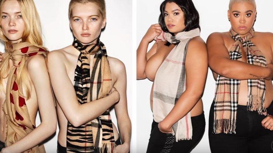 Quand des modèles plus size recréent les publicités des grandes marques (Photos et vidéo)
