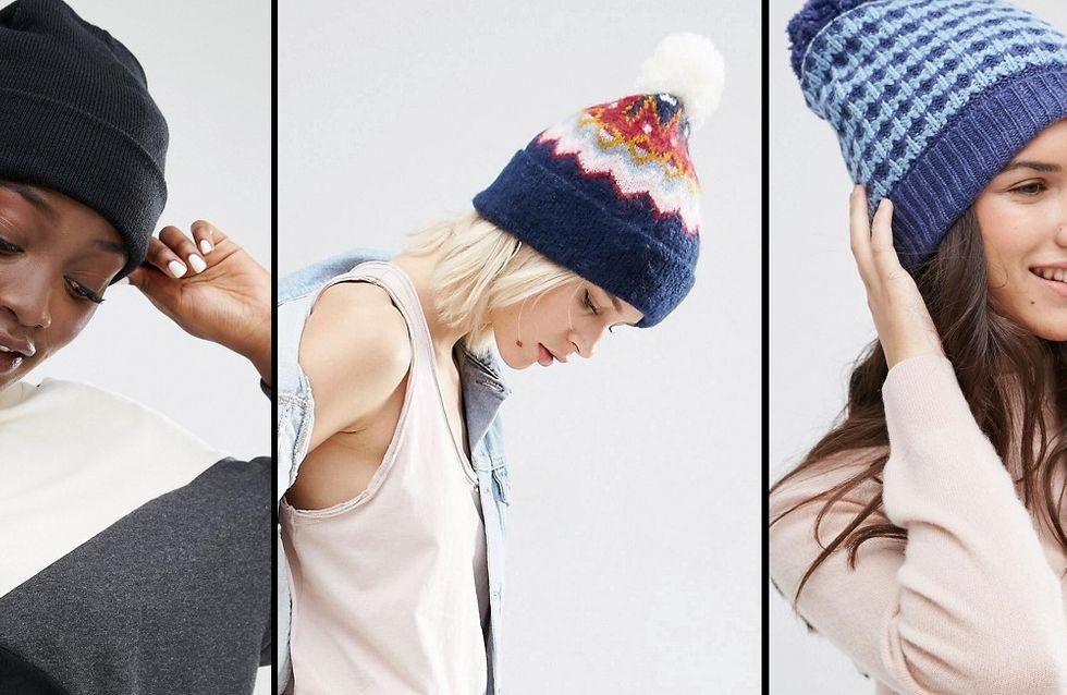 Rond, ovale, carré... Quel bonnet mettra en valeur votre visage ?