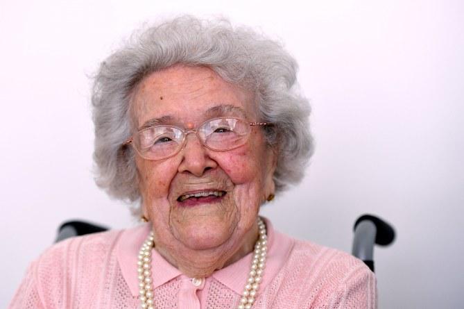 A 113 ans, Honorine Rondello est la doyenne des Français