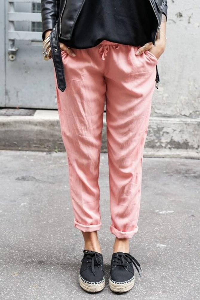 Pantalon Sarouel Gémo - 29,99€