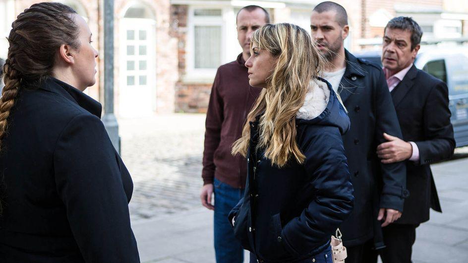 Coronation Street 14/11 - The Screw Tightens On Maria