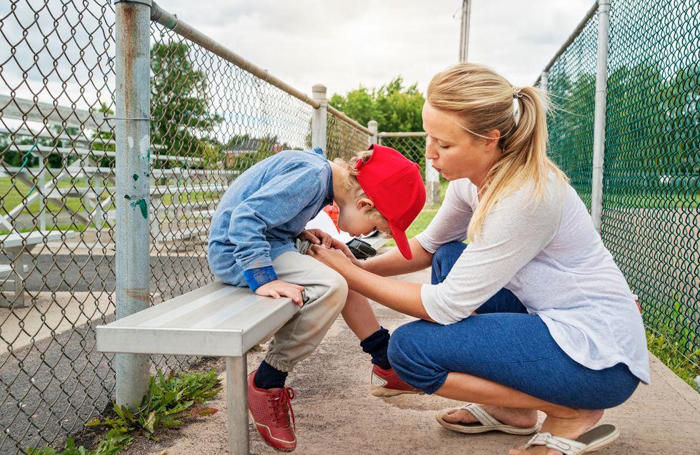 Primeros auxilios para niños: lo que todos los padres deben saber