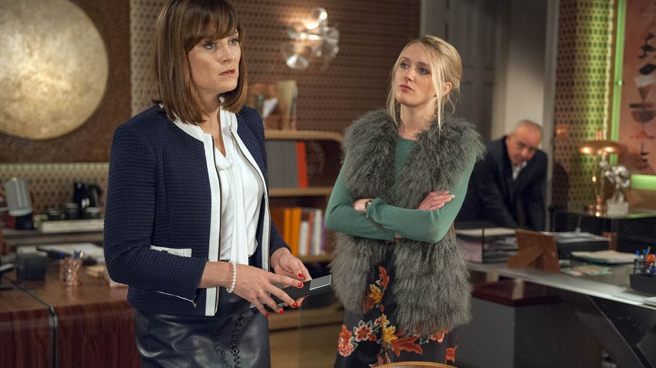 Emmerdale 18/11 - Chrissie's In Despair Over What Will Happen To Her Son