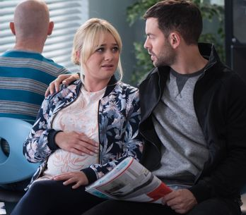 Hollyoaks 14/11 - Cameron And Leela Go To The Hospital For A Scan