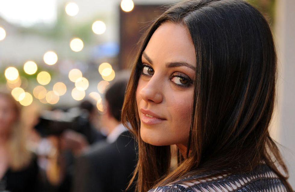 Em carta aberta, Mila Kunis denuncia o sexismo em Hollywood