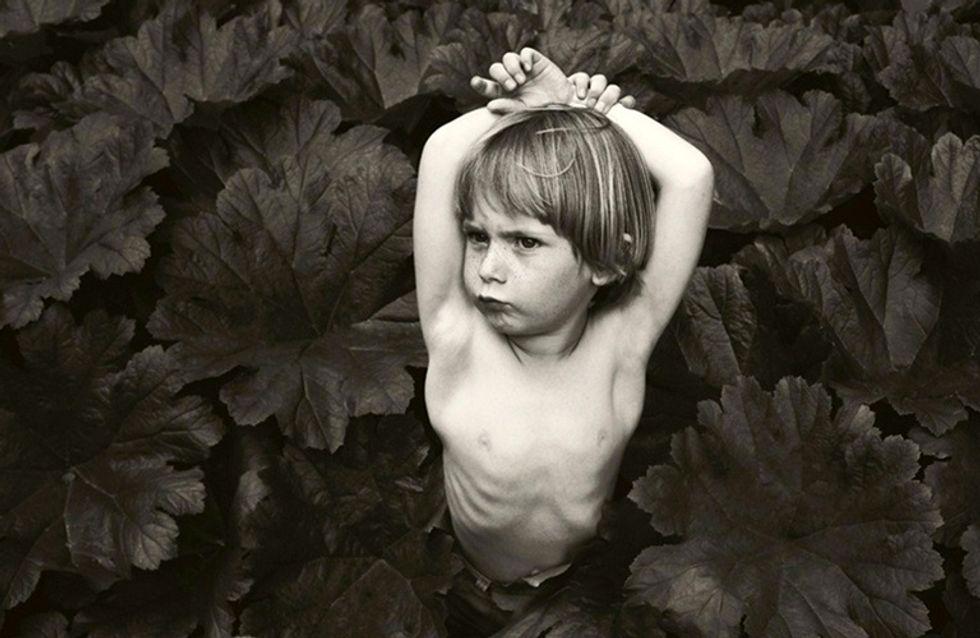 """As melhores imagens do concurso de fotografia """"The B&W Child Photography"""""""