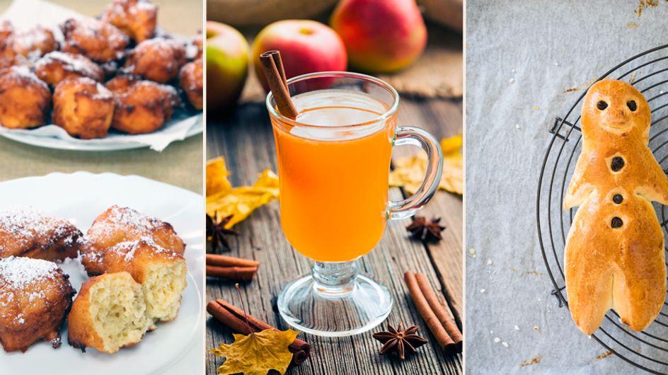 Weckmänner, Mutzen & Punch: 3 köstlich-festliche Rezepte für euren Martinstag